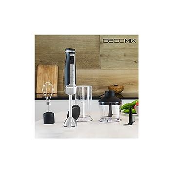 Batidora de Mano Multifunción Cecomix Gear Pro 4065 1500W: Amazon.es: Hogar