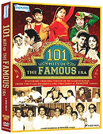 Amazon com: 101 Hits Of The Famous Era Hindi Old Songs (3