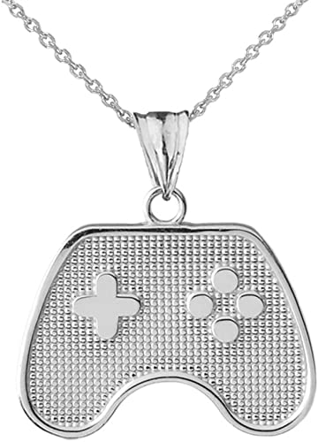 Box or Curb Chain Necklace Rembrandt Charms Two-Tone Sterling Silver Hairdryer Charm on a Sterling Silver 16 18 or 20 inch Rope