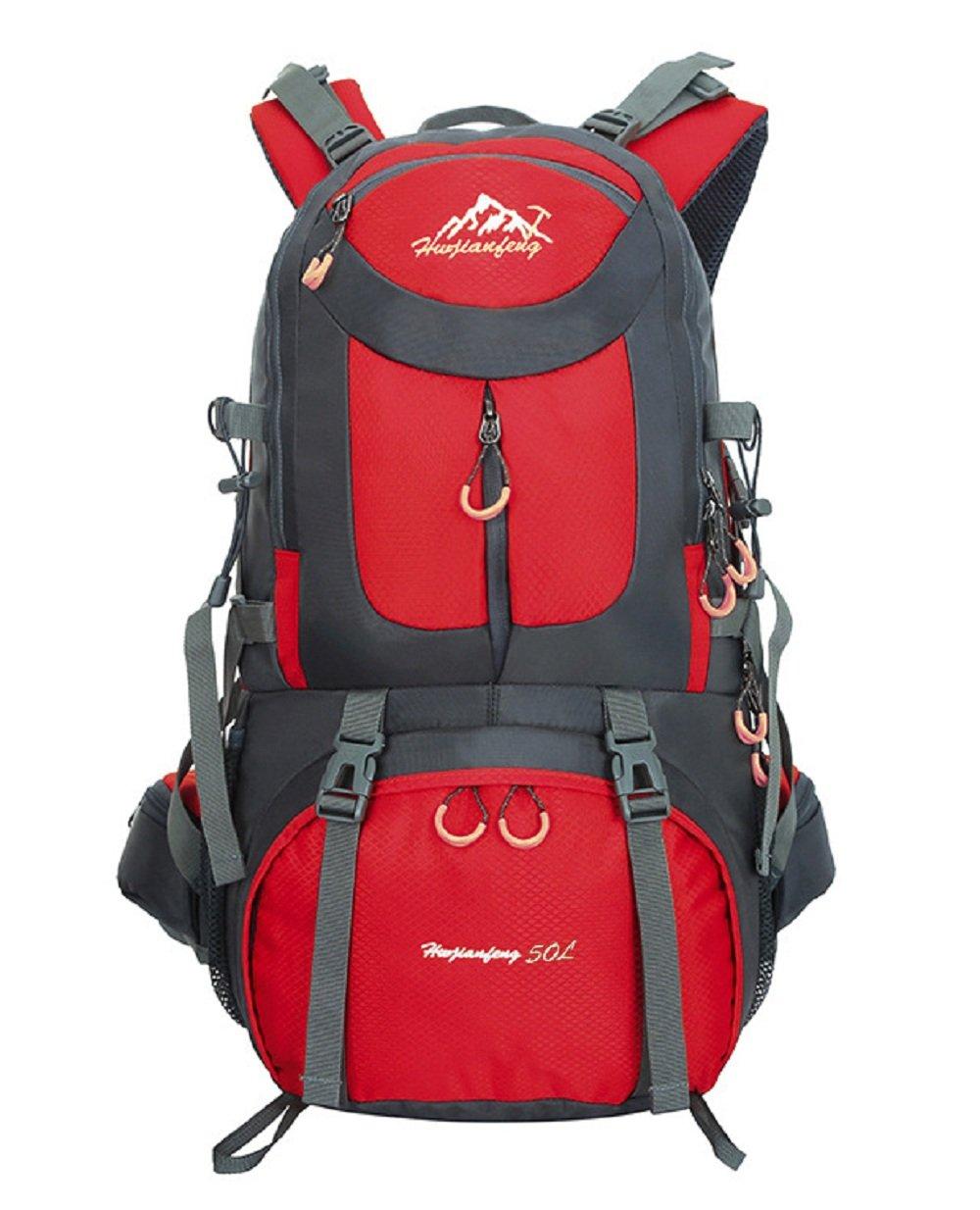 Fanci Waterproof Lightweight Travel Hiking Backpack Daypack for Women Men Camping Trekking Backpack