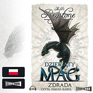 Zdrada (Dziewiaty Mag 2) Audiobook