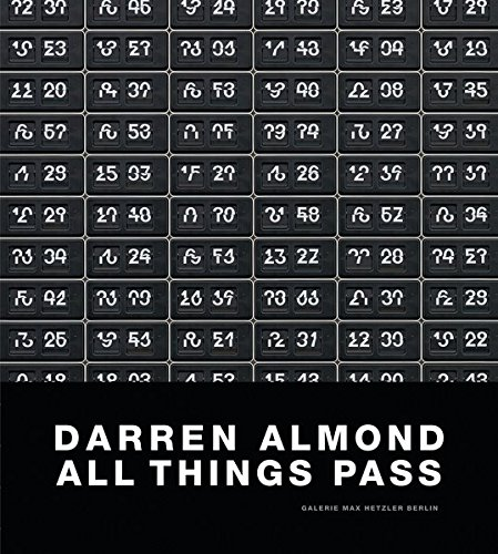 Read Online Darren Almond: All Things Pass PDF