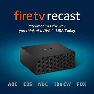 powerful Fire TV Recast