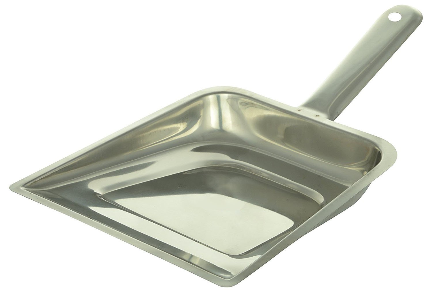 Stainless Steel Dust Pan,Cleaning Product,dust pan cleaner for household floor dust removal. by Satre Online And Marketing (Image #2)