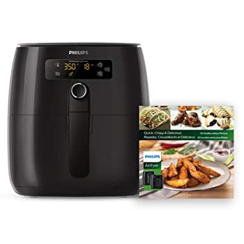 Philips HD9741/99 Air Fryer