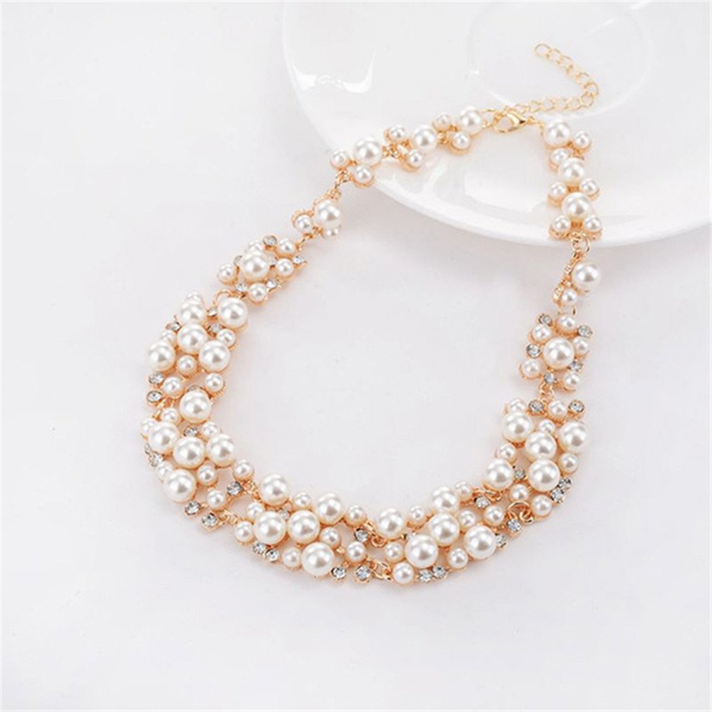 Imitation pearl Jewelry Set $3...