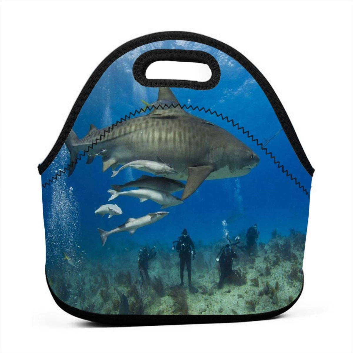 Lunch bag Shark Attack