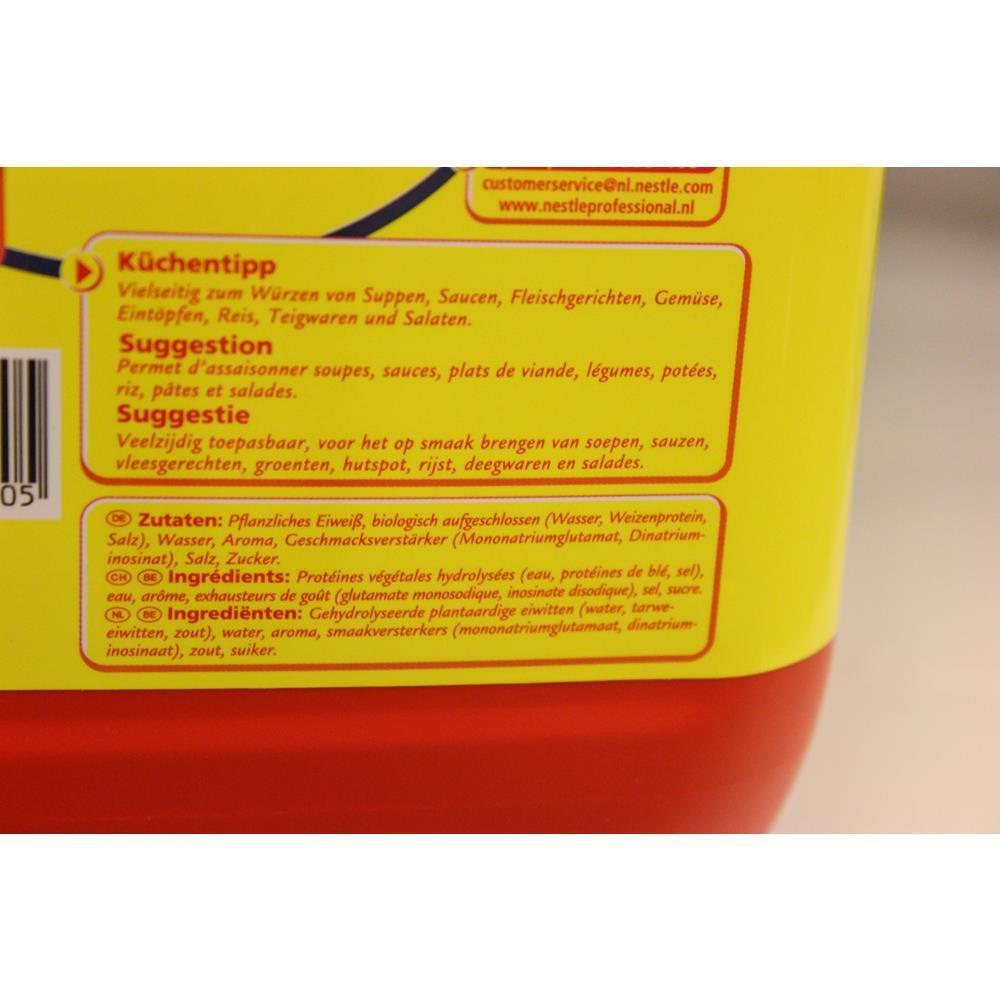 Maggi Würze 5,5kg: Amazon.de: Lebensmittel & Getränke