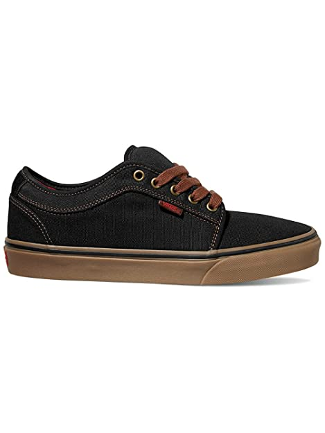 c4e801381ef Vans Chukka Low Buffalo Plaid Black Gum Men s Skate Shoes  Amazon.ca  Shoes    Handbags