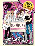 Doodle and Draw Heartthrobs: One Direction: Colour, Doodle and Daydream About the Gorgeous Boys by Claire Sipi (2014-10-09)
