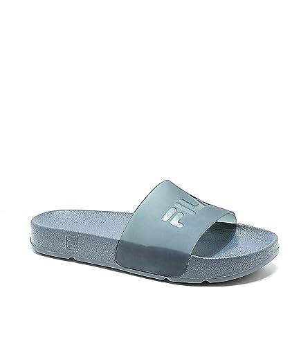 c945be7f067f Fila Women s Drifter Molded Heritage Slide Sandals (Castle Rock) (6 B(M
