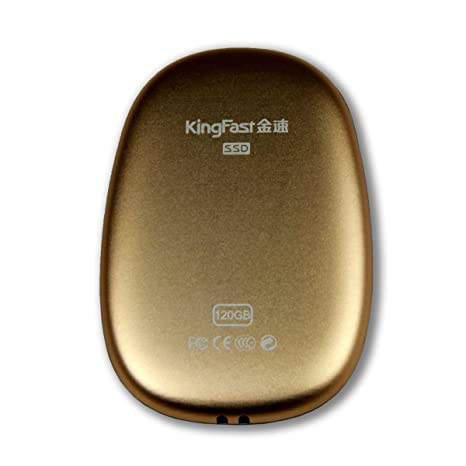 Cuk KingFast P610 120 GB SSD externo SuperSpeed USB 3.0 Disco duro ...