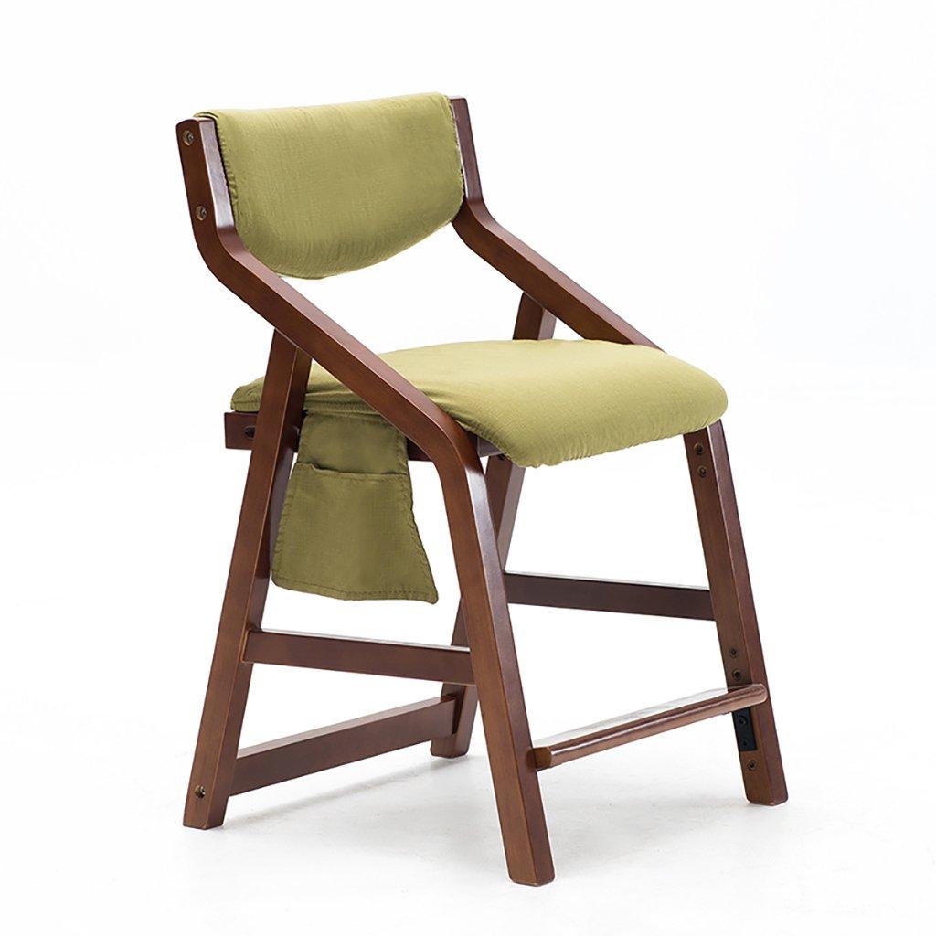 Essstühle Höhenverstellbarer Kinderschreibtischstuhl Mit Sitzpolster Ergonomischer Schreibtisch Kinderarbeitstisch Schulschreibtisch (Farbe   Style3, größe   Set of 4) Style3 Set of 1