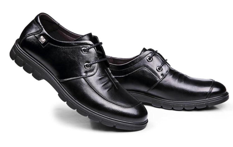 Frühling Herrenschuhe Faule Schuhe Atmungsaktive Weiche Sohle Einzelne Einzelne Einzelne Schuhe Schnürschuhe fe330d