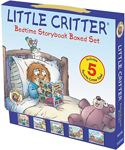 Little Critter: Bedtime Storybook Boxed Set: 5 Favorite Critter Tales!