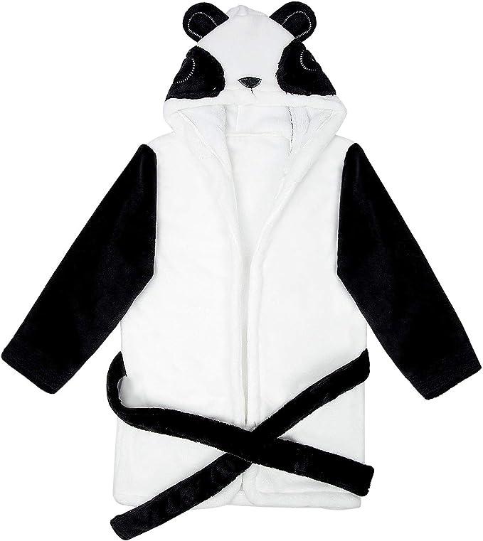 Remebe Albornoces Bebe, Bata de Baño Bebe Forma Panda Linda ...