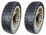 Best Wheels For Lawnboy Mowers - 2 Pack Stens 205-670 Plastic Drive Wheel Toro Review