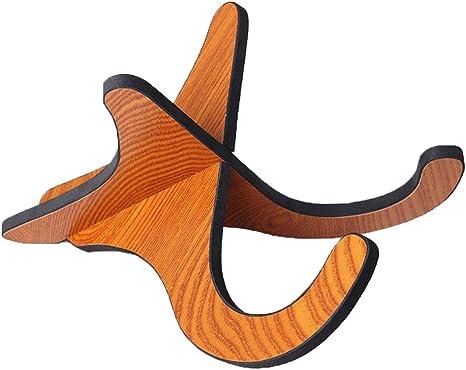 Guitarra Soporte guitarra de madera Soporte universal de X Estilo ...