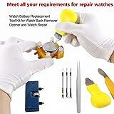Watch Repair Tools,Multi-function Watch Battery