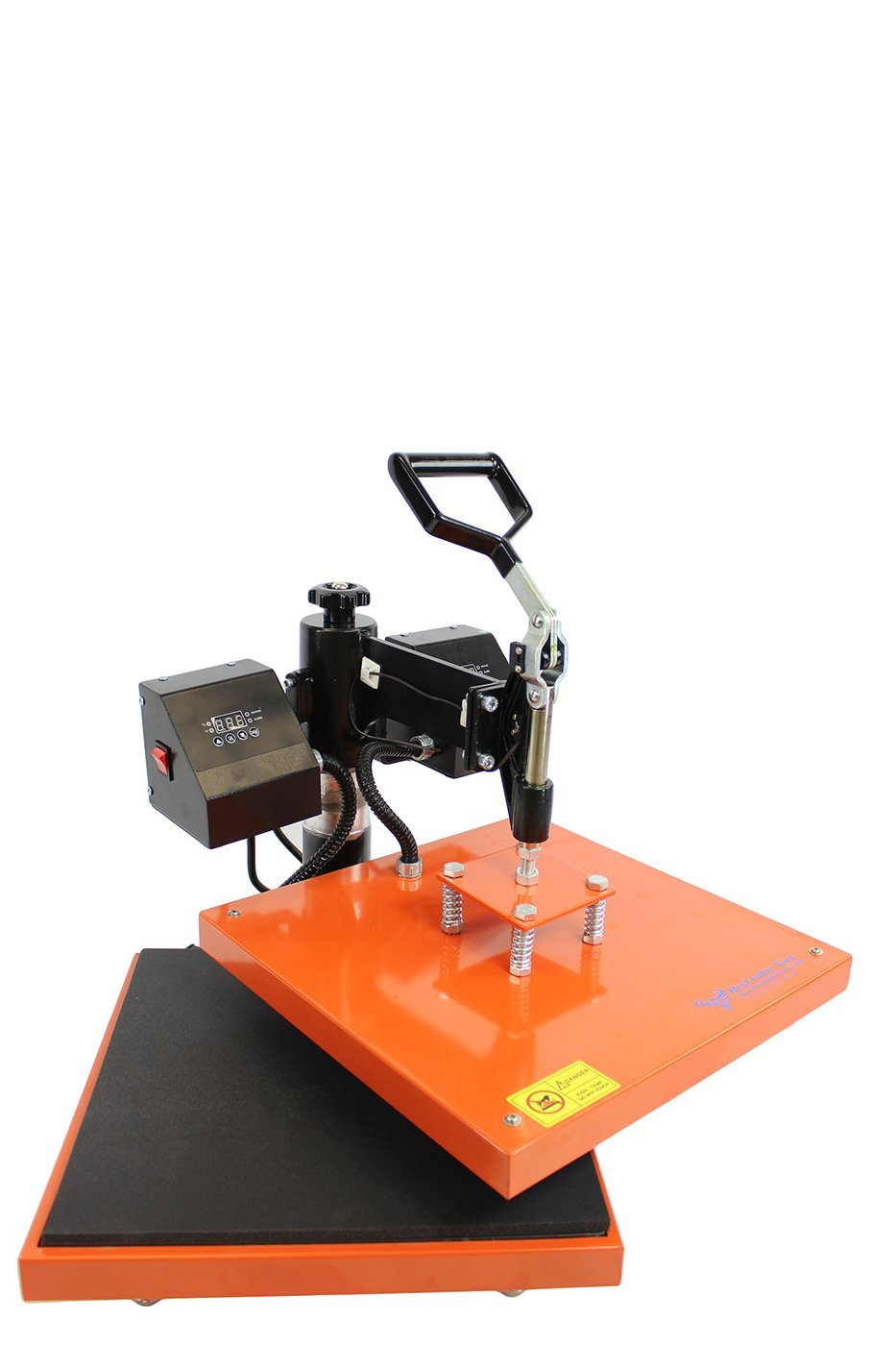15'' x 15'' Rosin Heat Press Dual Element Heating by BestValueVacs