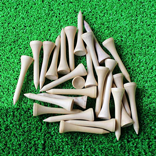 CUSHY 50pcs/lot 42mm Golf Ball Tees en Golf Accessories Wholesale - Wholesale Picture Tees