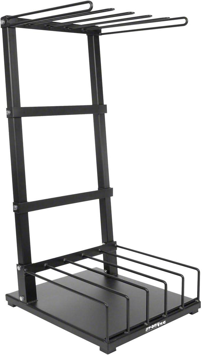 Aufbewahrungsst/änder Gewichtsstab Hantelstange Sport-Tec Gewichtsstange Langhantel