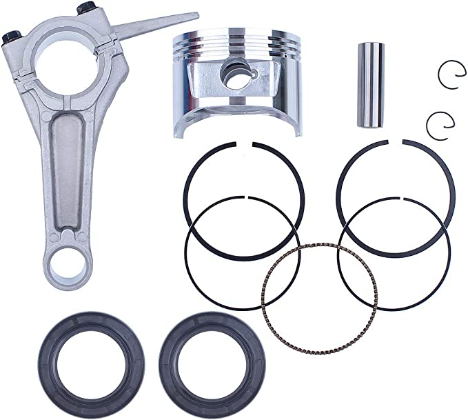 PISTON KIT GASKET For HONDA GX390 ENGINE CONNECTING ROD ASSEMBLY H//P Part