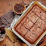 P&P CHEF Lasagna Pan, Rectangular Cake Pan