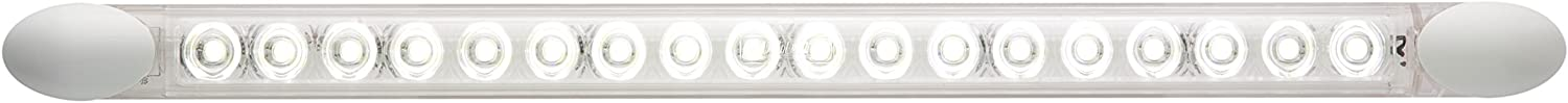 White Optronics ILL70CBP Clear Interior Strip Light for Surface Mount