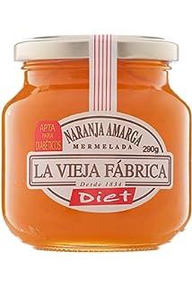 La Vieja Fábrica - Mermelada De Naranja Amarga Diet 300 g