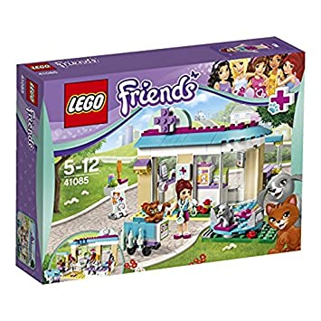 LEGO Friends - La clínica veterinaria (41085): Amazon.es: Juguetes y ...