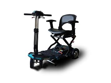 Amazon.com: EV Jinete Transporte Plegable Movilidad Scooter ...