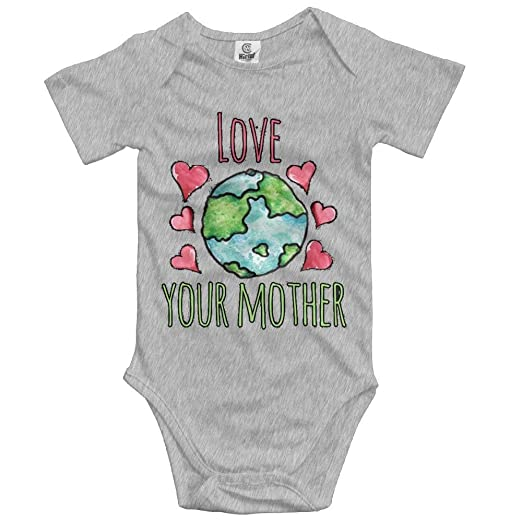 93d312001 Amazon.com: Mydufish Bodysuits Earth Day Unisex Baby Onesies Lovely Newborn Clothes  Funny Baby Bodysuit Comfortable Baby Clothes: Clothing