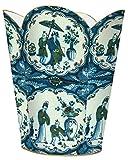 Chinese Porcelain Wastepaper Basket