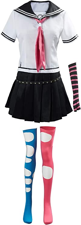 Vestido para cosplay danganrompa