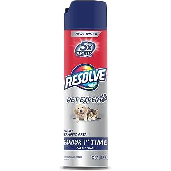 Resolve Carpet Cleaner Foam