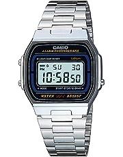Casio A164WA-1VES no Color/Muster Gr. Uni