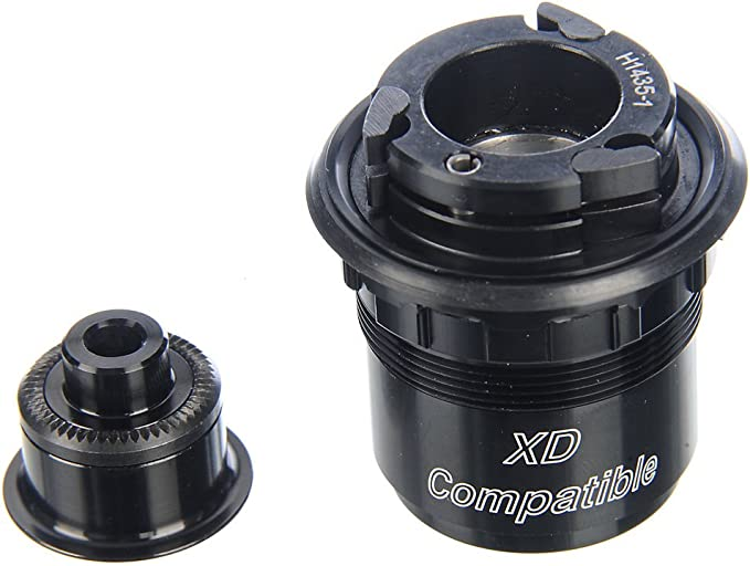 DT Swiss XD Freehub Body Star Ratchet Includes XD End Cap For 240//350 hubs