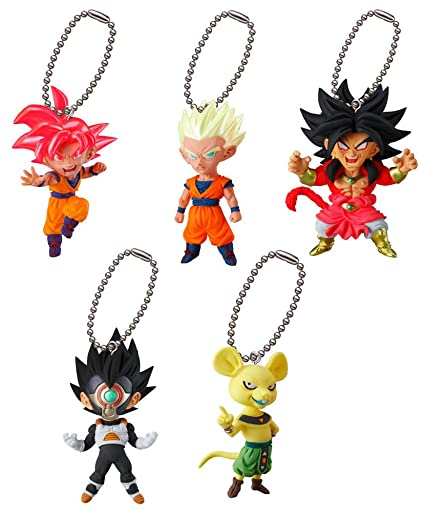Amazon.com: Gashapon Dragon Ball Z UDM Ultimate Deformed ...