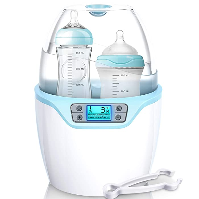 The Best Selfheating Baby Bottle