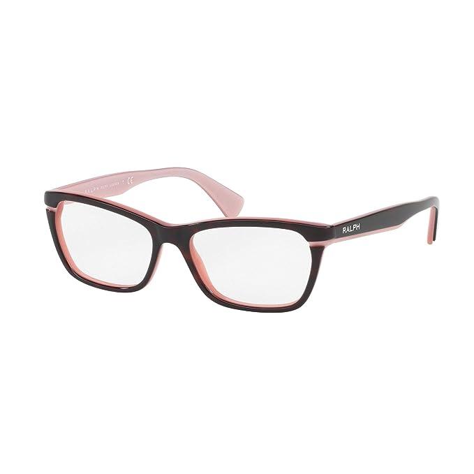 Ralph 0Ra7091, Monturas de Gafas para Mujer, Dark Tortoise/Oink, 53: Amazon.es: Ropa y accesorios