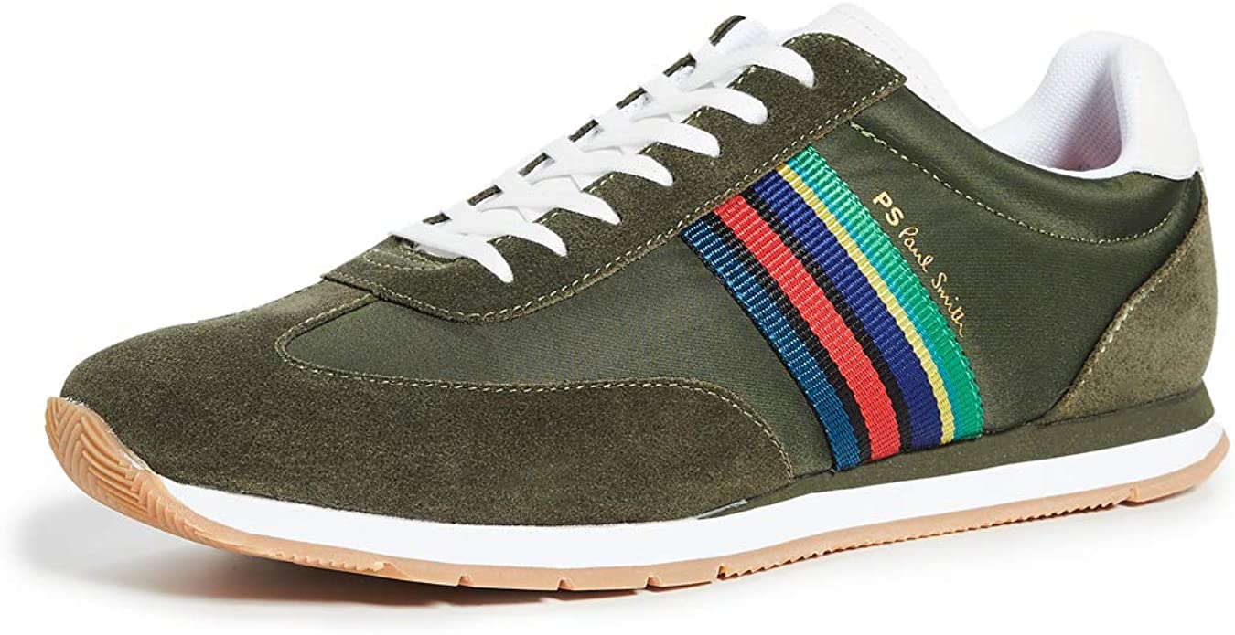 utterly stylish pretty cool shop Amazon.com   PS Paul Smith Men's Prince Sneakers   Fashion Sneakers
