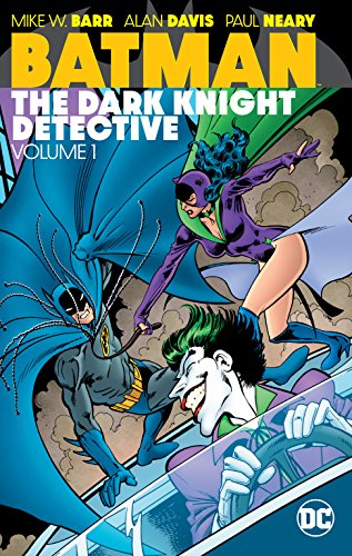 Batman: The Dark Knight Detective Vol. 1 ()
