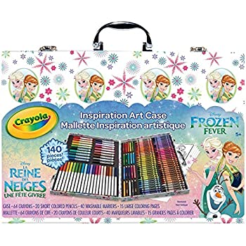 Crayola Color Wonder Mess Free Coloring Set Frozen Crayola Color ...