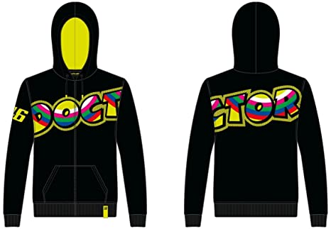 VR46 Sudadera Mujer Valentino Rossi The Doctor 46 TG. XS