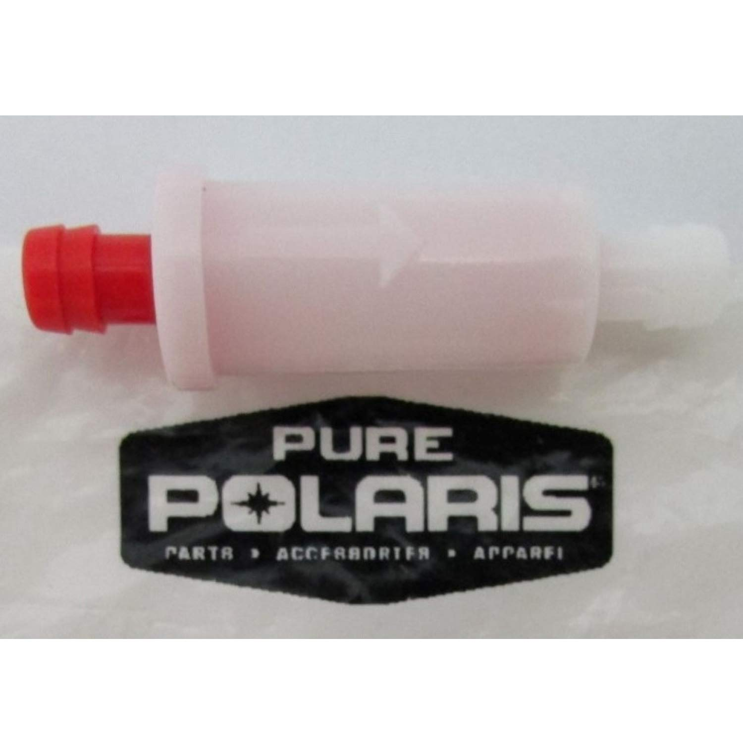 amazon com: genuine oem polaris small inline fuel filter 2530009: automotive