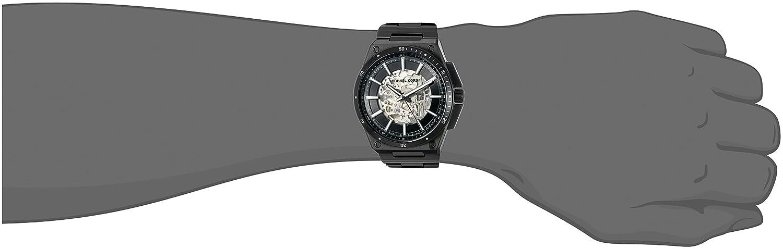 Amazon.com: Michael Kors Mens Wilder Black Watch MK9023: Michael Kors: Watches