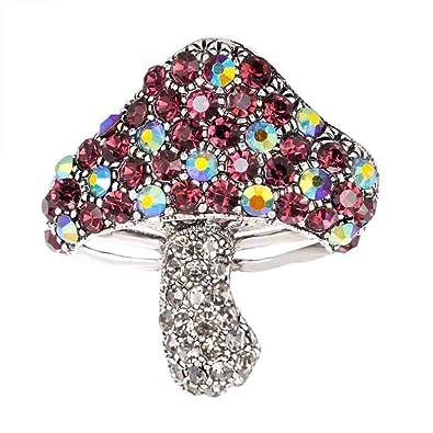a2973875b5a Bonita forma de seta alta calidad Rhinestone Broche Pin de la mujer:  Amazon.es: Joyería