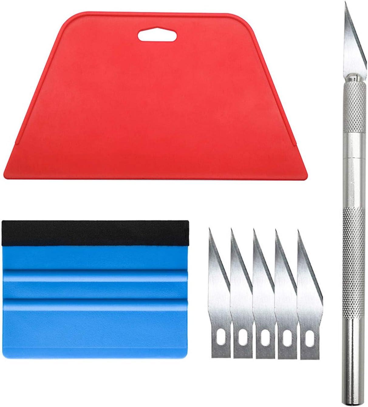 Kit de herramientas para colocar papel vinilo (C5W3)