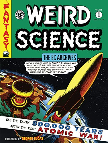 The EC Archives: Weird Science Volume 1 -